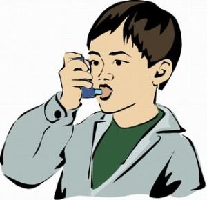 obat asma anak